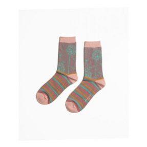 """Damen-Socken - Bamboo """"Dandelion, grey"""", Größe: 36 - 41"""