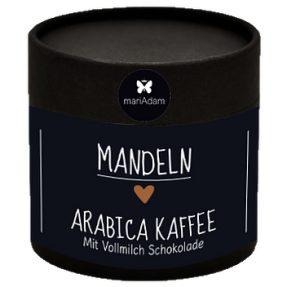 "mariAdam ""Mandeln - Arabica Kaffee Vollmilch"" 110g Dose"