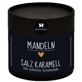"mariAdam ""Mandeln - Salz Karamell"" 110g Dose"