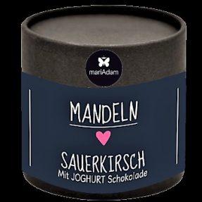 """mariAdam """"Mandeln Sauerkirsch, Joghurtschokolade"""""""